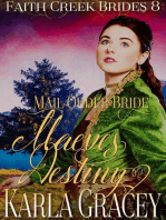 Mail Order Bride - Maeve's Destiny