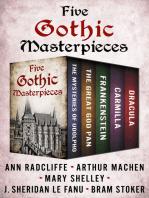 Five Gothic Masterpieces