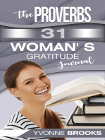 The Proverbs 31 Woman's Gratitude Journal