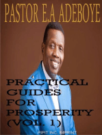 Practical Guides For Prosperity #1