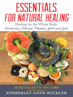Essentials for Natural Healing