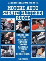 Motore auto - Servizi elettrici - Ruote