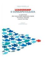 Leadership e consapevolezza