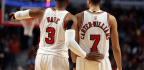Young Bulls Praise Dwyane Wade as They Prepare to Face Former Teammate