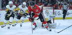Blackhawks Top Penguins 10-1 in Historic Season-Opening Rout