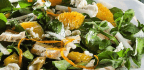 Drink Bright White Wines With Citrusy Salad