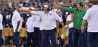 Brian Kelly Pleased With Notre Dame's Progress but Still Looking for Improvement