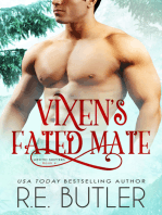 Vixen's Fated Mate (Arctic Shifters Book Four)