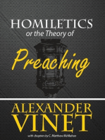 Homiletics or the Theory of Preaching