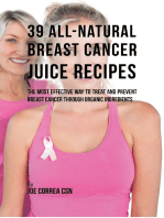39 All Natural Breast Cancer Juice Recipes