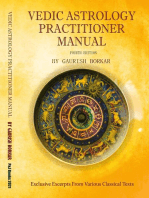 Vedic Astrology Practitioner Manual: Vedic Astrology, #2