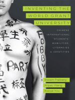 Inventing the World Grant University