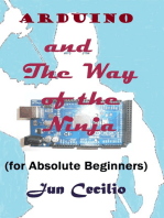 Arduino and the Way of the Ninja (for Absolute Beginners)
