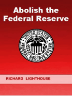 Abolish the Federal Reserve