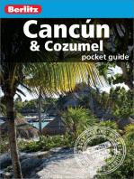 Berlitz Pocket Guide Cancun & Cozumel (Travel Guide eBook)