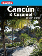 Berlitz Pocket Guide Cancun & Cozumel (Travel Guide eBook)