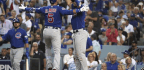 Puig, Taylor Lead Dodgers Over Cubs in NLCS Opener