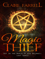 Magic Thief (An Ari Novella)