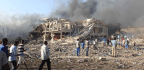 276 Killed in Massive Truck Bomb Blast in Mogadishu, Somalia's Worst-Ever Bomb Attack