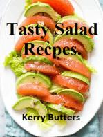 Tasty Salad Recipes.