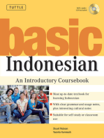 Basic Indonesian: Downloadable Audio Included