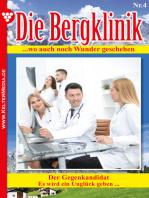 Die Bergklinik 4 – Arztroman