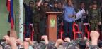 Philippine President Duterte Declares Besieged City 'Liberated'