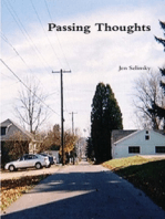 Passing Thoughts