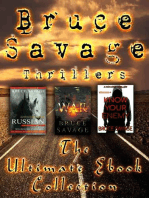 Bruce Savage Thrillers The Ultimate Ebook Collection
