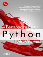 Pemrograman Python untuk Pemula
