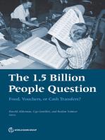 The 1.5 Billion People Question: Food, Vouchers, or Cash Transfers?