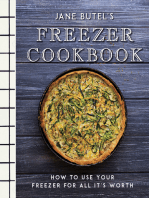 Jane Butel's Freezer Cookbook