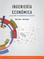Ingeniería económica: ¿Cómo medir la rentabilidad de un proyecto?