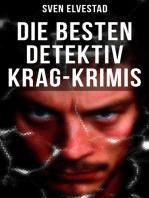 Die besten Detektiv Krag-Krimis