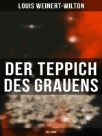 Der Teppich des Grauens (Spy-Krimi)