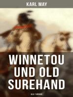 Winnetou und Old Surehand (Alle 7 Bücher)