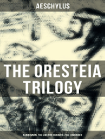 THE ORESTEIA TRILOGY