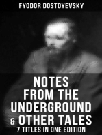 Notes from the Underground & Other Tales – 7 Titles in One Edition