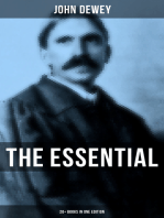 The Essential John Dewey