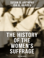 The History of the Women's Suffrage