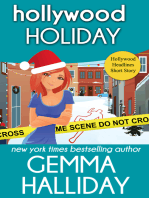 Hollywood Holiday (Hollywood Headlines Mysteries Short Story)
