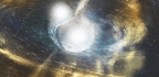 Neutron Star Collisions May Have Created Most of the Gold in the Universe