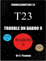 Trouble on Baboo 9 (Troubleshooters 23)