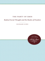 The Party of Eros