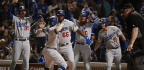 Dodgers Clinch Behind Kershaw and Three Hernandez Homers
