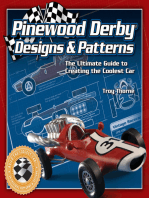 Pinewood Derby Designs & Patterns