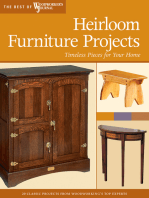 Heirloom Furniture Projects