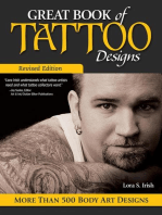 Great Book of Tattoo Designs, Revised Edition