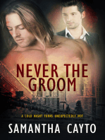 Never the Groom