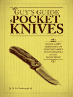 The Guy's Guide to Pocket Knives